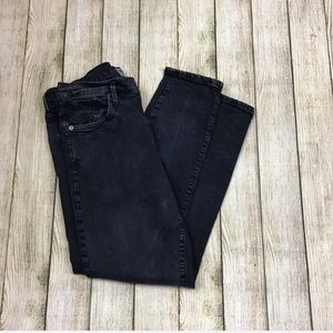 AGOLDE | High Rise Ankle Skinny